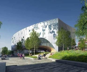DIALOG + Snøhetta vincono il concorso Biblioteca Centrale di Calgary