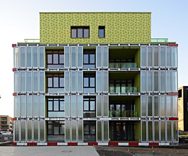 Arup  vince con SolarLeaf il Zumtobel Group Award 2014
