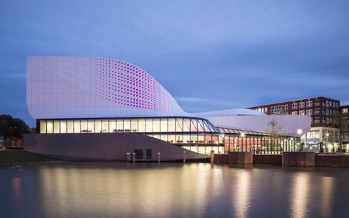 Ben van Berkel/UNStudio Theatre de Stoep Spijkenisse ph®Jan Paul Mioulet