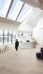 Ben van Berkel/UNStudio Theatre de Stoep Spijkenisse ph®Peter Guenzel