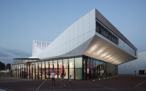 Ben van Berkel  UNStudio, Theatre de Stoep a Spijkenisse