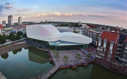 Ben van Berkel/UNStudio Theatre de Stoep Spijkenisse ph®Peter de Jong