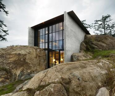 Due conferenze di Tom Kundig di Olson Kundig Architects