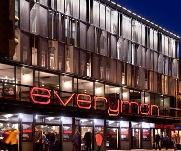 L'Everyman Theatre di Haworth Tompkins vince il RIBA Stirling Prize 2014