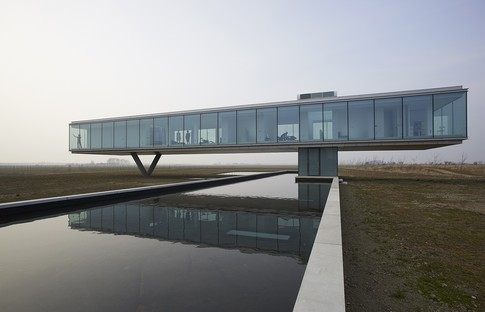 Villa Kogelhof di Paul de Ruiter Architects