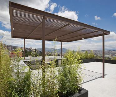 NAJAS arquitectos firma il condominio ICON a Quito, Ecuador
