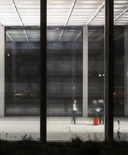Ballade pour une boîte de verre,Fondation Cartier,Ph ©Luc Boegly