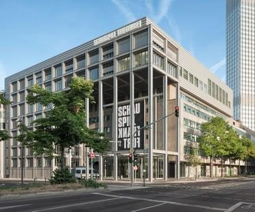 gmp Städtische Bühnen Theatre Workshops Francoforte