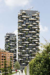Bosco Verticale: Boeri Studio vince l'International Highrise Award