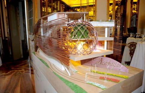 Presentato il Padiglione dell'Azerbaijan per Expo Milano 2015