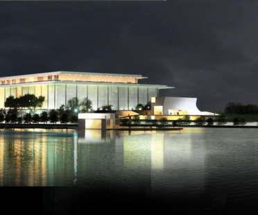 Iniziati i lavori per l'ampliamento del John F. Kennedy Center for the Performing Arts