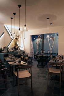 C comme C, ristorante Jeanne B a Montmatre Parigi