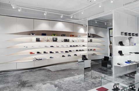Snøhetta firma il concept store di Oslo per YME Universe