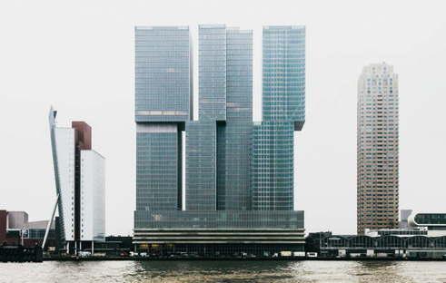 OMA De Rotterdam, Rotterdam, ph Richard John Seymour