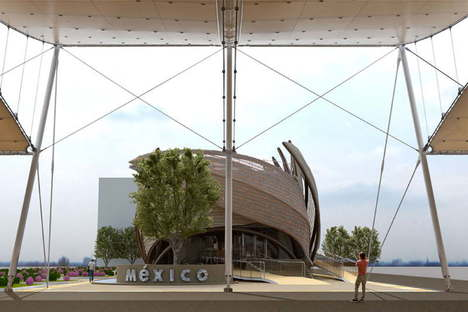 Il Messico all'Esposizione Universale di Milano 2015