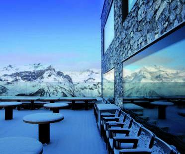 Chetzeron Hotel, un hotel sulle alpi