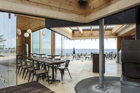 Birgitta Café by Talli Architecture&Design