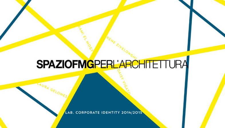 La nuova comunicazione di spazioFMGperl'Architettura