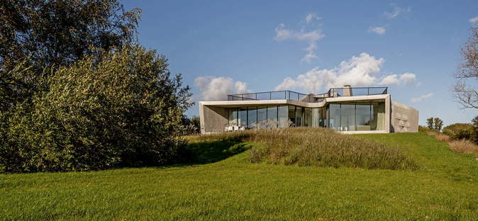 UNStudio residenza The W.I.N.D. House Olanda