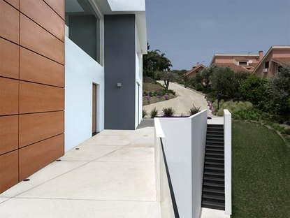 Renato Arrigo: una Villa sullo Stretto di Messina