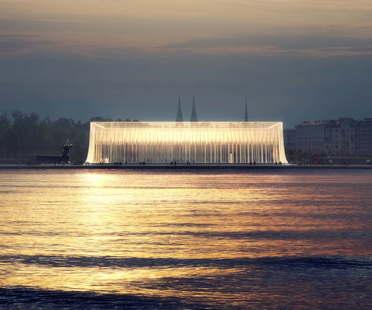 Guggenheim Helsinki Design Competition 6 progetti finalisti