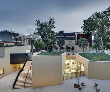 David Baena e Toni Casamor vincono Premio Ciutat de Barcelona d'Arquitectura