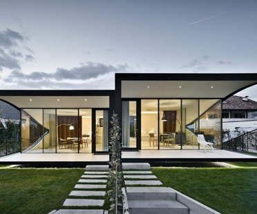 Mirror Houses di PPArchitecture: lusso a Bolzano