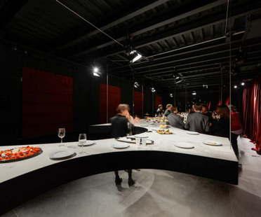 SuperSurfaceSpace spazio espositivo del Gruppo Iris Mosca