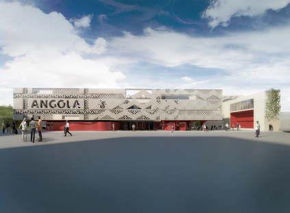 Padiglione Angola a Expo Milano 2015