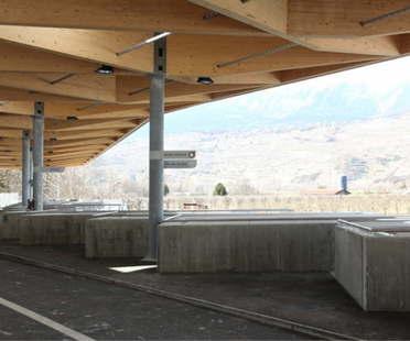 Actescollectifs progetto per una discarica, Svizzera