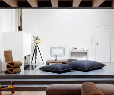 Loft e appartamenti, interior design studio di architettura Larese-Tonellato