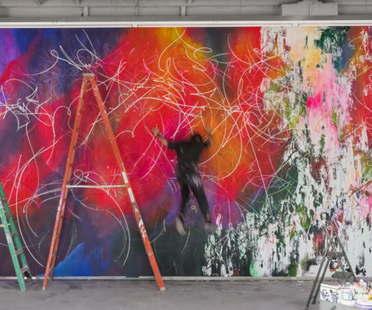 Snøhetta progetta lo studio dell'artista José Parlá a Brooklyn