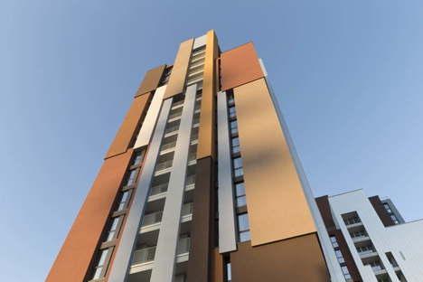 Completato Villaggio Expo progetto MCA Mario Cucinella Architects, Teknoarch, B22 e Pura