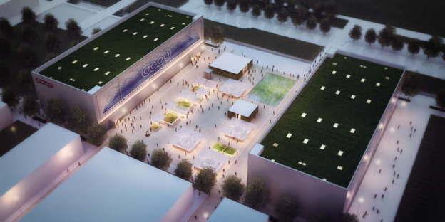 Carlo Ratti Associati Future Food District Padiglione del Cibo del Futuro Expo Milano 2015