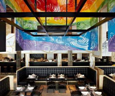 Architetture mai uguali: Neild Avenue Restaurant a Sydney
