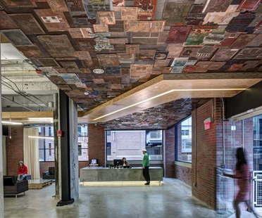 Lowe Campbell Ewald headquarters: spazi creativi per agenzie creative