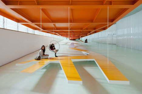 SelgasCano Serpentine Gallery Pavilion 2015