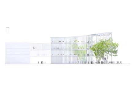 I vincitori del concorso per il nuovo campus dell'università Paris-Saclay