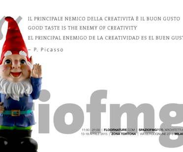 Eventi Fuorisalone 2015 SpazioFMG
