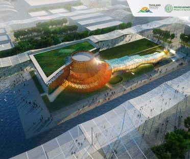 Padiglione Thailandia Expo Milano 2015