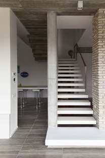 Giraldi Associati Architetti Casa Santi © Francesca Anichini