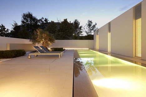 Jesolo Lido Pool Villa tecnologia, architettura e semplicità