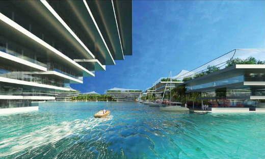 Metrogramma Doha al Qatar Green Building Council