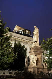 Park Associati ristorante temporaneo Priceless Milano
