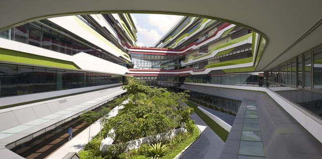UNStudio e DP Architects Singapore University of Technology & Design
