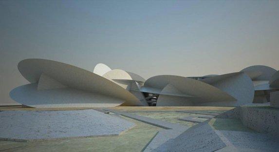 Ateliers Jean Nouvel Qatar National Museum