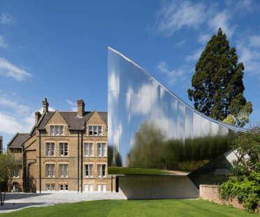 Zaha Hadid Investcorp Building Centro Medio Oriente St Antony's College Oxford University