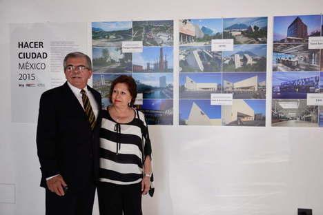 Inaugurata Mostra Hacer Ciudad  México 2015 SpazioFMG