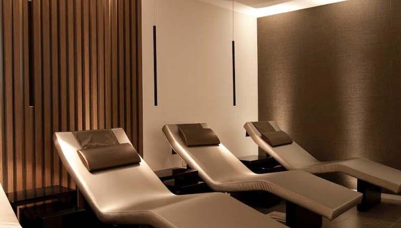 Maletti group interior design cappuccini wellness spa for Design hotel group