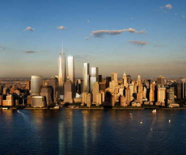 BIG svela il progetto per il World Trade Center